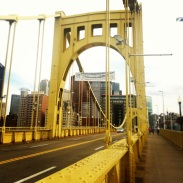 Bridges in gold