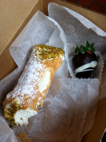 the best cannoli I've ever had!
