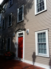 One of the oldest houses left from revolutionary times