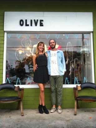 Ali's shop Olive