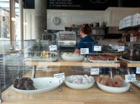Counter at Blue Star