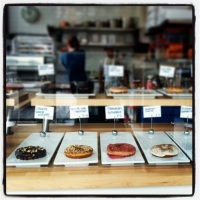 Welcome to donut heaven at Blue Star!