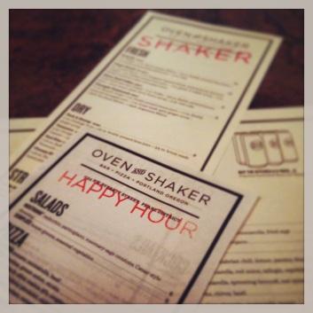Oven & Shaker