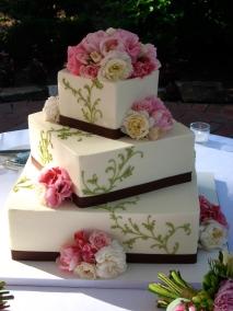 The yummy cake