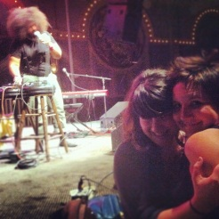 Reggie Watts at the Crystal Ballroom