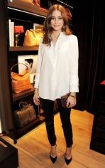 CH Carolina Herrera Launches White Shirt Collection - Inside