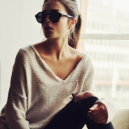 vneck sweater sexy